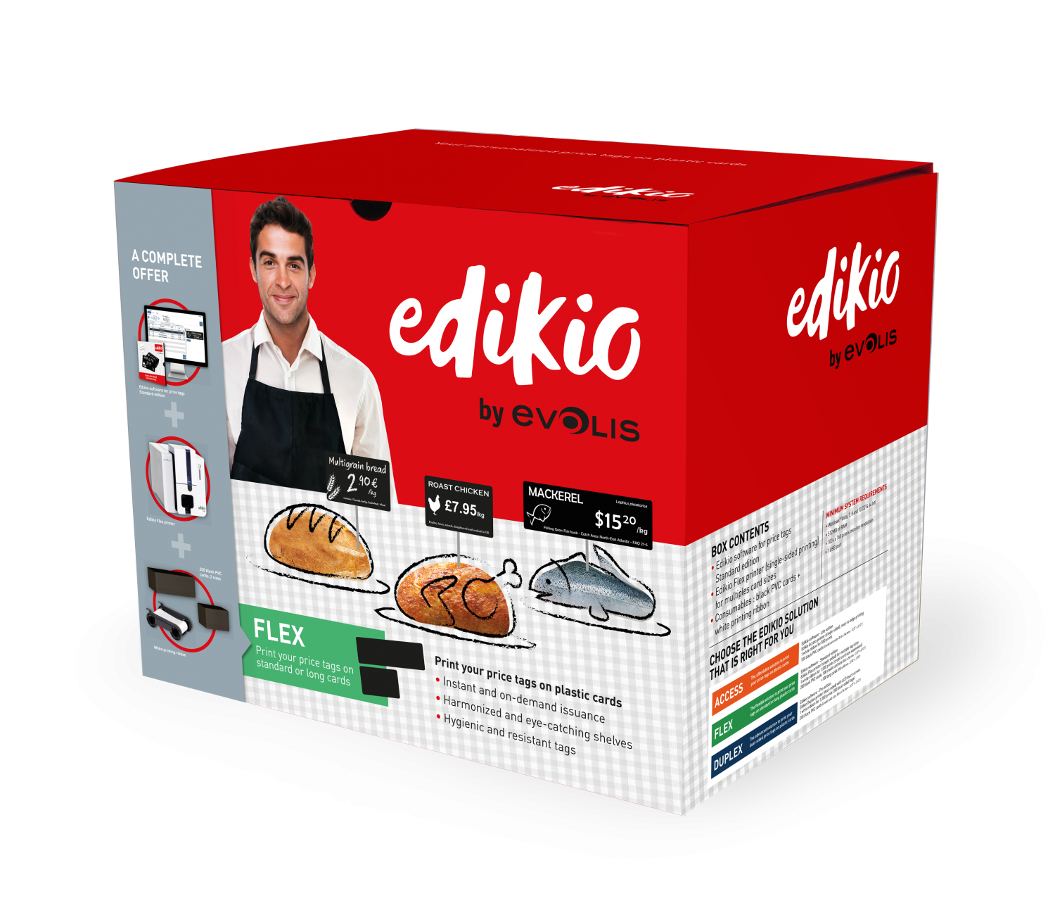 The best Edikio solution