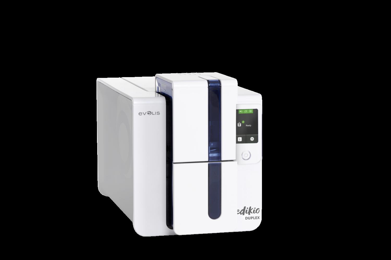 Edikio duplex printer
