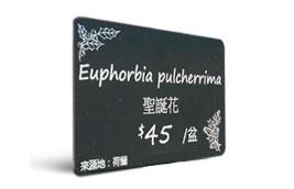 Example of price tags for flowers printed by Edikio Price Tag solution – Edikio testimonial